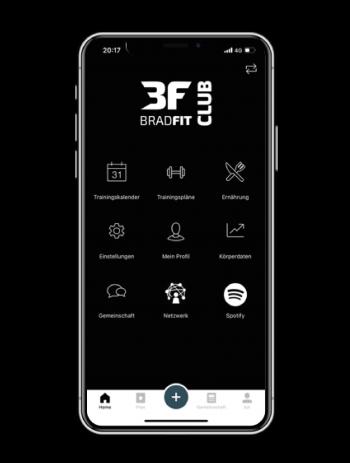 Brad Fit App
